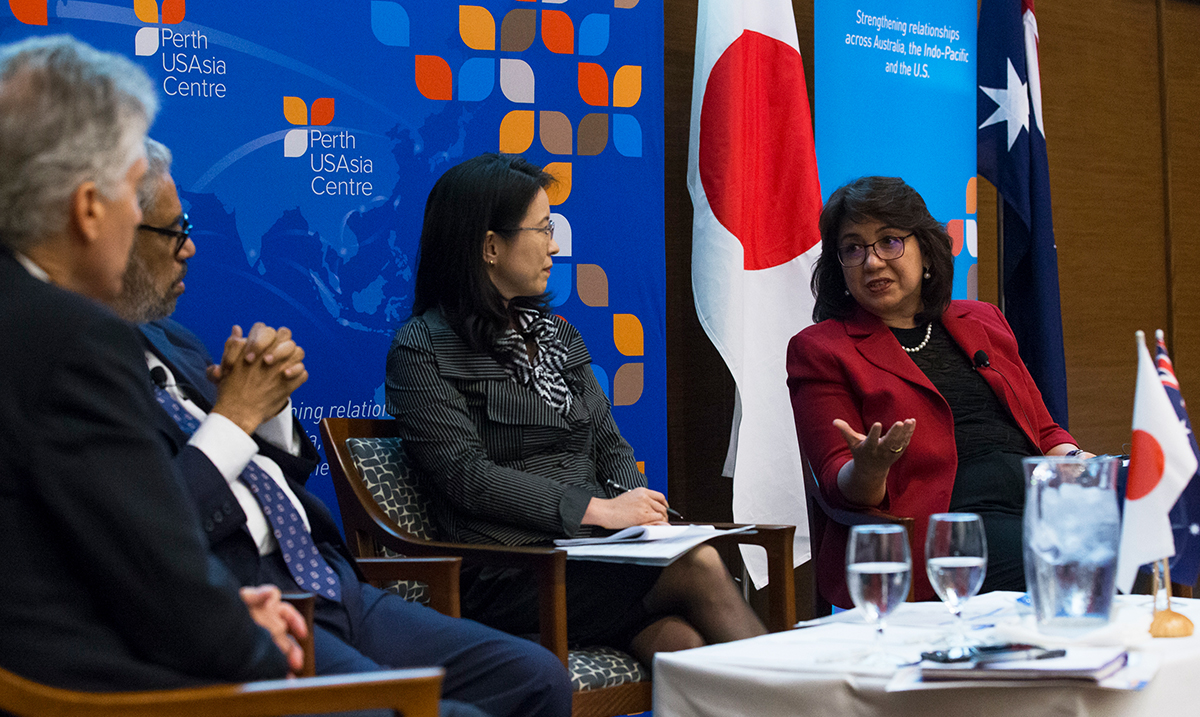 Australia-Japan-ASEAN: Strengthening the Core of the Indo-Pacific