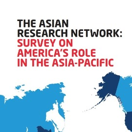 The Asian Research Network: Survey on America's Role in the Asia-Pacific (2016) -