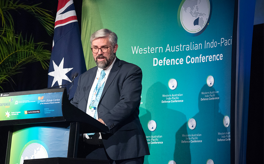 Defence Industries a Perfect Fit to Expand Western Australian Economy