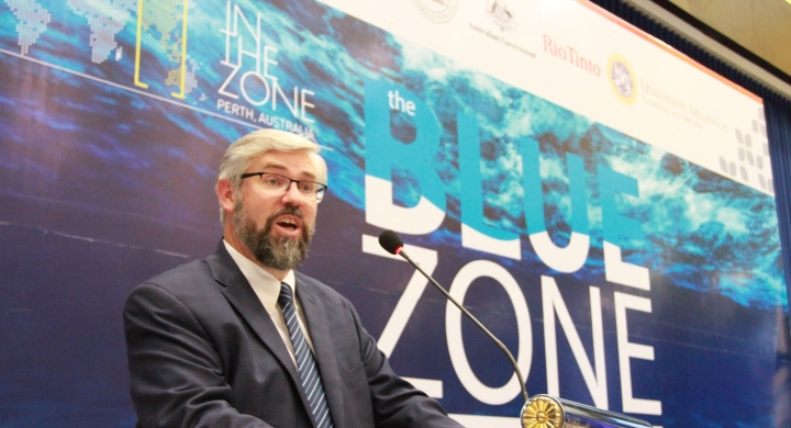 In The Zone: The Blue Zone Conference 2017