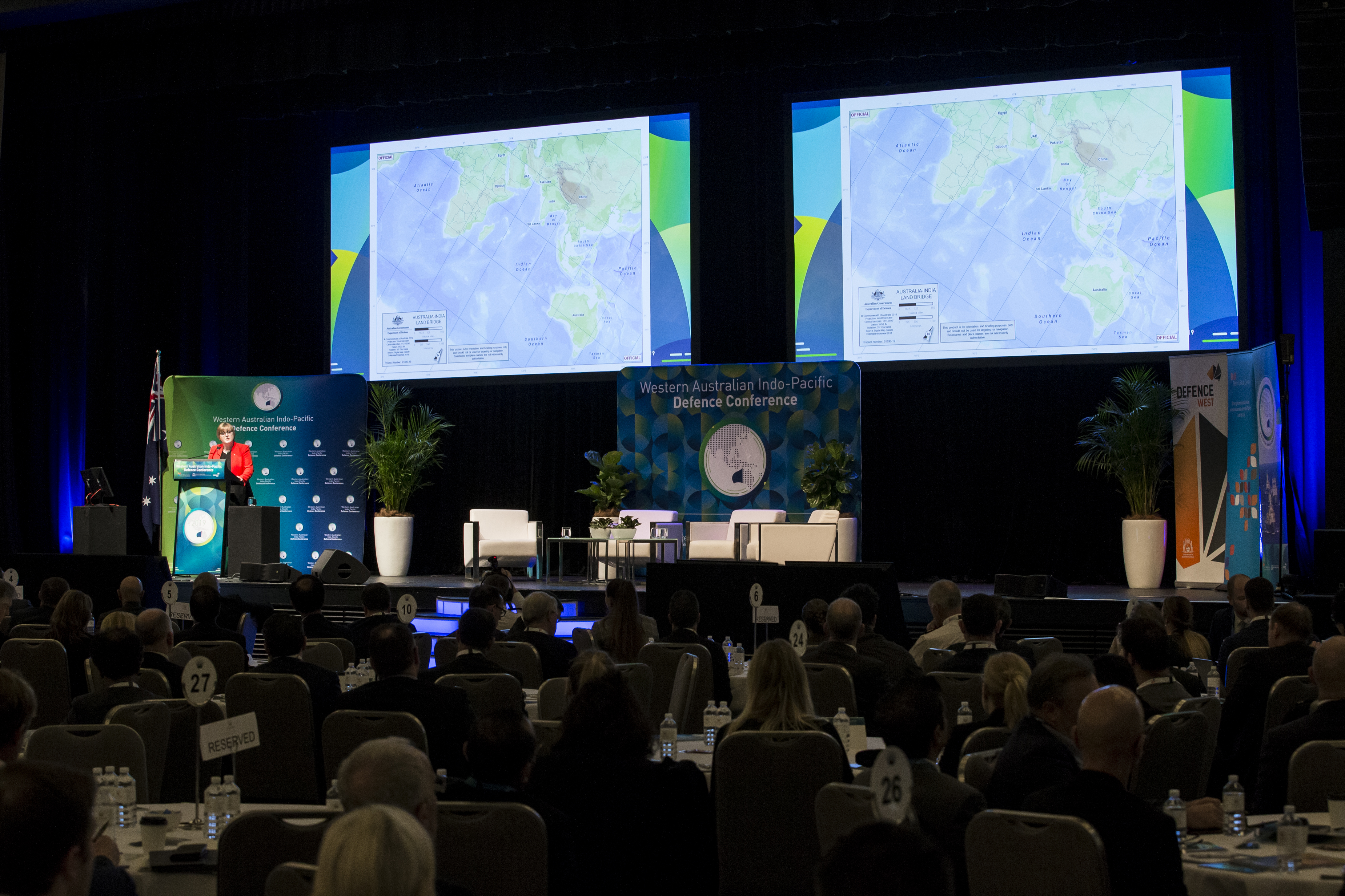 Second Defence Conference Calls for Regional Collaboration