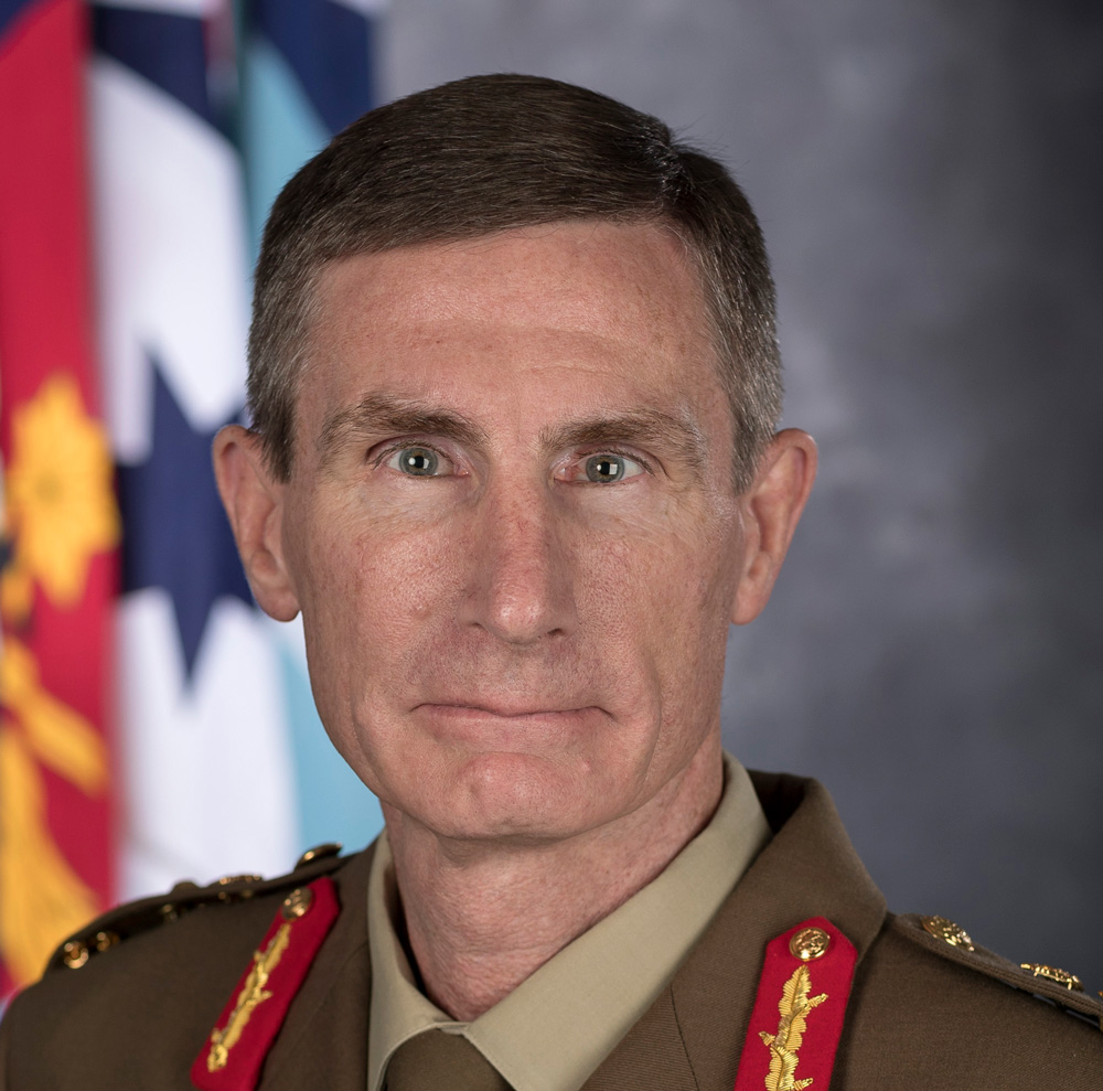 General Angus J. Campbell AO DSC -