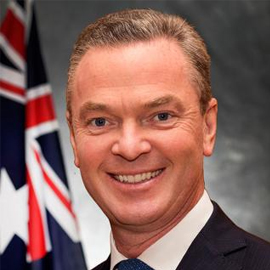 The Hon Christopher Pyne MP -