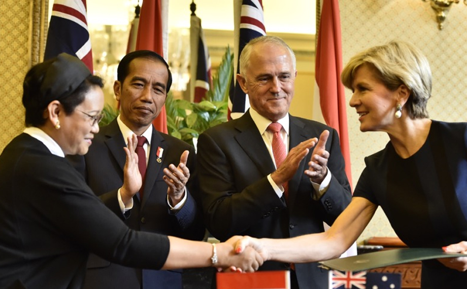 Australia and Indonesia: Strategic Partners in a Time of Change