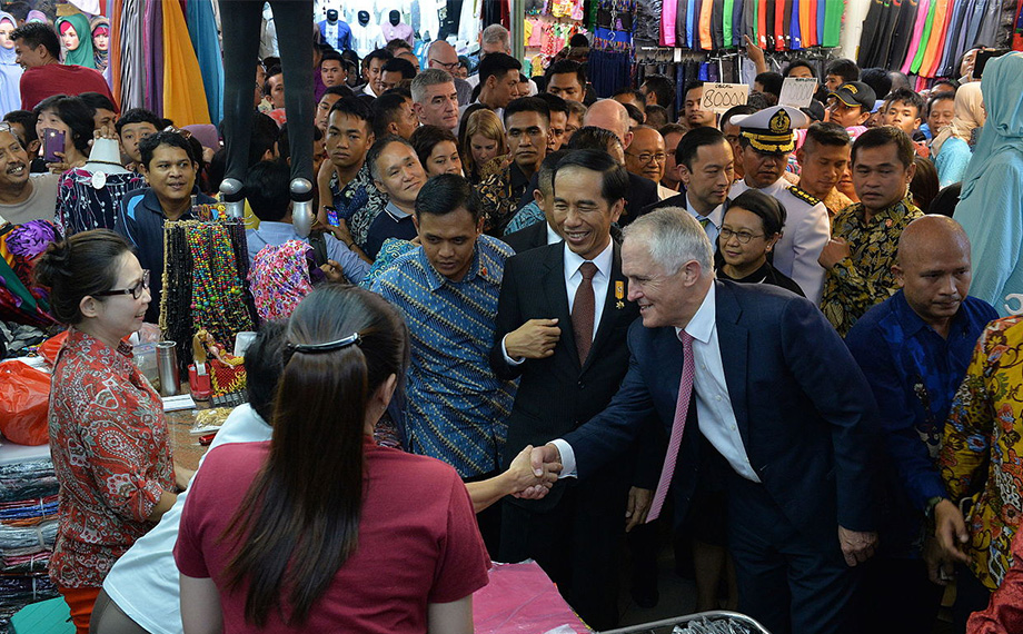Australia Tries to Unlock the Benefits of Proximity with Indonesia