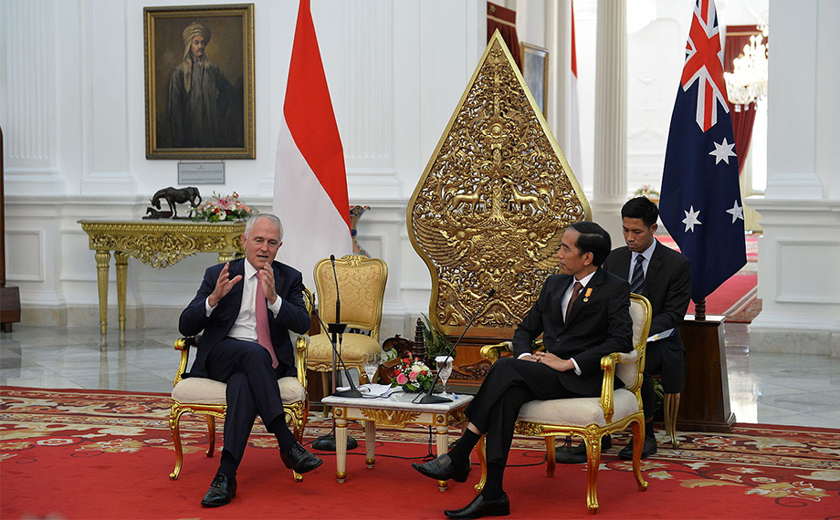 The Australia-Indonesia Partnership: Education as a Foundation