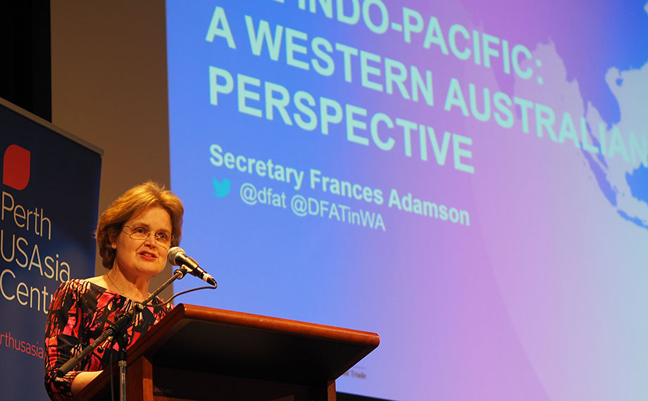 The Indo-Pacific: A Western Australian Perspective