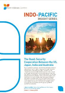 Perth USAsia - The Quad: Security Cooperation Between the US, Japan