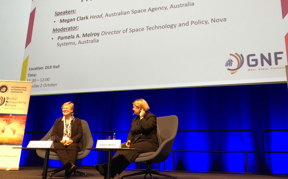 Exclusive Interview: Dr Megan Clark AC, Head of the Australian Space Agency